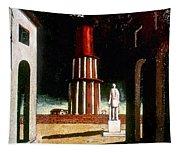 Chirico: Grand Tour, 1914 Tapestry