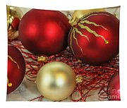 Chirstmas Ornaments Tapestry