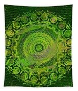 Chlorine Summer Lawn Tapestry by Joy McKenzie