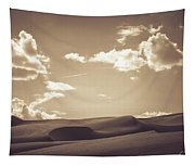 Chocolate Dunes Tapestry