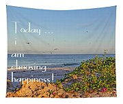 Choices - Inspirational Tapestry
