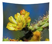 Cholla Flower H40 Tapestry