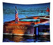 1958 Chris Craft Utility Boat Tapestry