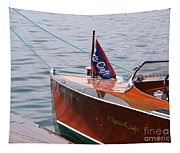 Chris Craft Runabout Tapestry