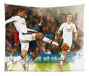 Chris Smalling  In Action  Tapestry