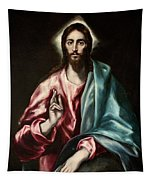 Christ As Saviour Tapestry