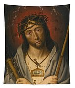 Christ As The Man Of Sorrows Tapestry