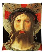 Christ Crowned With Thorns Tapestry