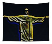 Christ The Redeemer - Rio Tapestry