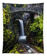 Christine Falls - Mount Rainer National Park Tapestry