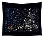 Christmas Card 10 Tapestry