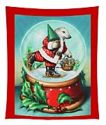 Christmas Cheer Tapestry