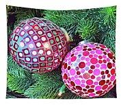 Christmas Dots No. 1-1 Tapestry