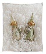 Christmas Elves Tapestry