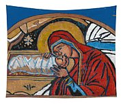 Christmas Icon 1 Tapestry