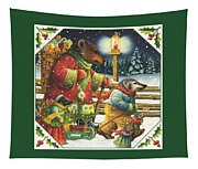 Christmas Journey Tapestry