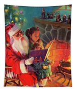 Christmas Story Tapestry