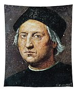 Christopher Columbus Tapestry