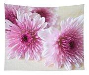 Chrysanthemums #009 Tapestry