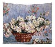 Chrysanthemums, 1878  Tapestry