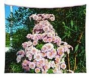 Chrysanths Tapestry