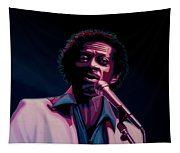 Chuck Berry Tapestry