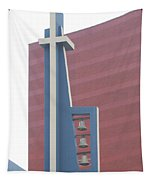 Church Bells Tapestry