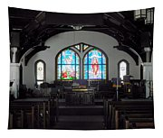 Church - Grand Caymans Tapestry
