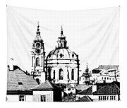 Church Of St Nikolas Tapestry
