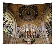 Church Of The Flagellation Tapestry