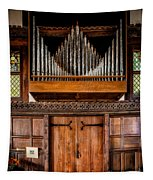 Church Organ Tapestry