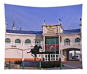 Churchill Downs Kentucky Derby Museum Tapestry