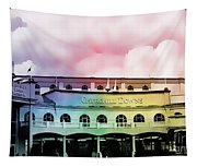 Churchill Downs Silk Tapestry