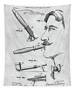 Cigar Holder  Tapestry