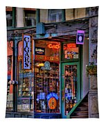 Cigar Store Tapestry