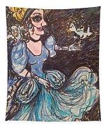 Cinderella Tapestry