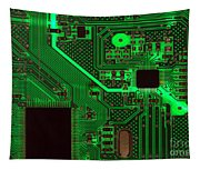 Circuitry Tapestry