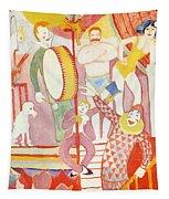 Circus Tapestry