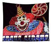 Circus Neons Tapestry