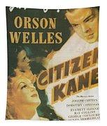 Citizen Kane - Orson Welles Tapestry