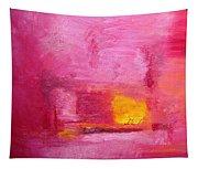 Citrus Blush Tapestry