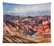 City - Arizona - Grand Hills Tapestry