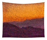 City - Arizona - Rolling Hills Tapestry