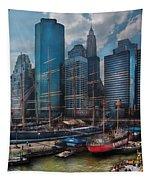 City - Ny - The New City Tapestry