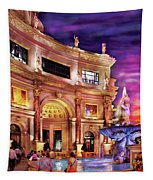 City - Vegas - Mirage - The Entrance Tapestry