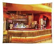 City - Vegas - Ny - The City Bar Tapestry