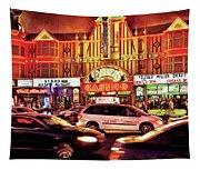 City - Vegas - O'sheas Casino Tapestry