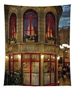 City - Vegas - Paris - Le Cafe Tapestry