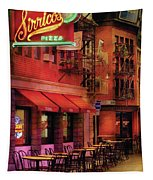 City - Vegas - The Pizza Joint Tapestry