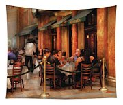 City - Venetian - Dining At The Palazzo Tapestry